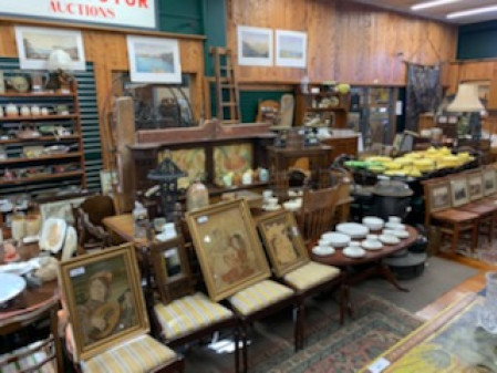 ESTATE & COLLECTABLES AUCTION Sunday May 16th at 11am In our Rooms & Live Online