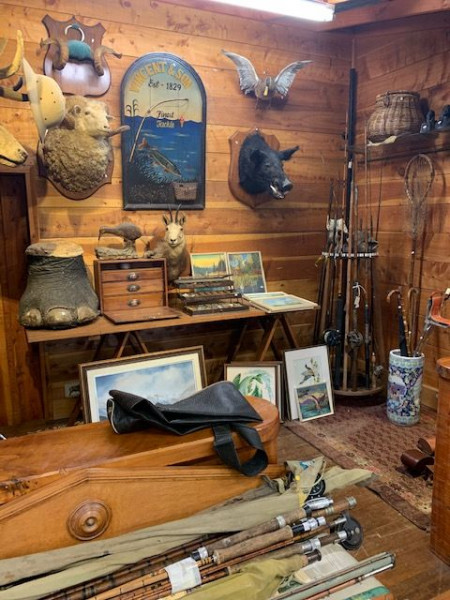 Antiques, Collectables & Taxidermy Auction