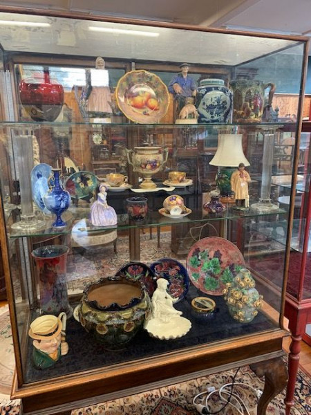 Huge Quality Antiques & Collectables Auction